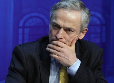 Richard Bruton (File photo)