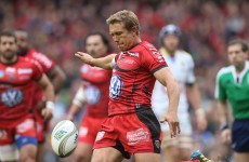 Wilkinson and Castro return as Toulon name 27-man group to face Leinster