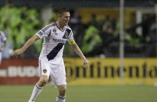 VIDEO: Robbie Keane scored a rather fortuitous goal for LA Galaxy last night