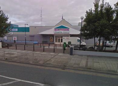 Northside Shopping Centre.