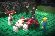 Ulster will thrash Saracens, if this cool Lego video is anything to go by