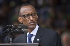 Rwandan president accuses France of role in t