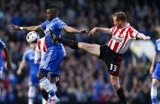 As it happened: Chelsea v Sunderland, Premier League