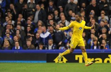 Everton slip to defeat at home to Crystal Palace