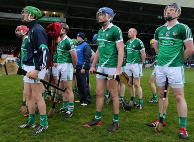 Limerick lost out to Cork in a challenge game on Saturday night.