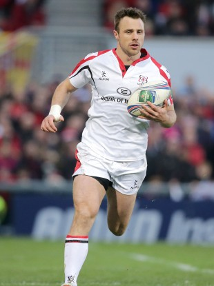 Tommy Bowe will wear the 13 shirt for Ulster against Connacht.