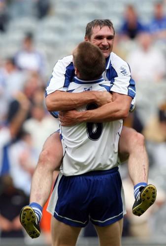Tony Browne and Ken McGrath 23/7/2006