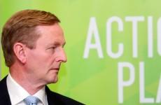 Enda Kenny refuses to rule out coalition with Sinn Féin or Fianna Fáil
