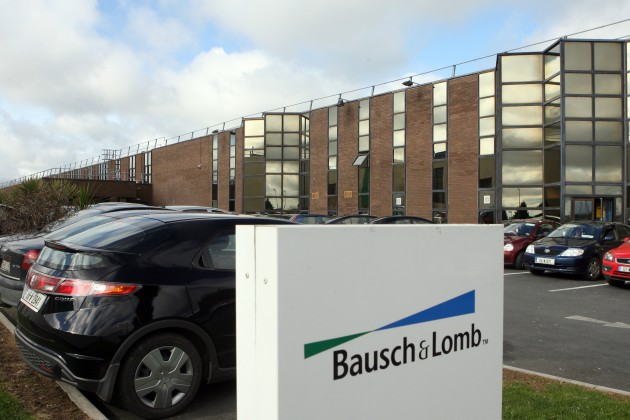 Bausch and Lomb Factories