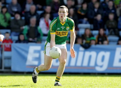 McGuire will not be available for Kerry this year