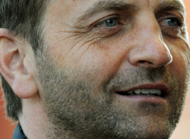 Tim sherwood: unlikely to see out his 18-month contract.