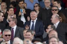Ferguson 'not a problem', says Van Gaal