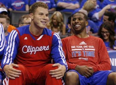 Paul had plenty of time to tell Blake Griffin about his night while the two of them sat on the bench for the final quarter.