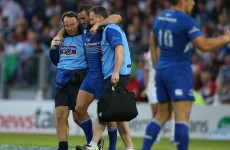 Leinster's Kearney out for up to five months after cruciate ligament tear