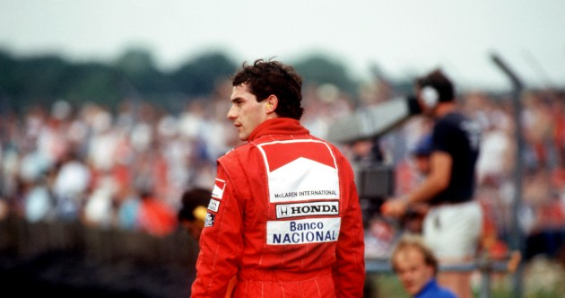 23 pics revisiting the life and tragic death of legendary Formula One driver Ayrton Senna