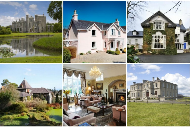 The 7 Most Expensive Houses For Sale In Ireland Right Now