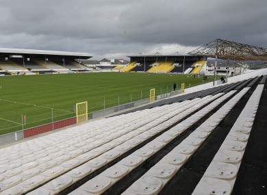 Nowlan Park will host the first game that Sky Sports will televise.
