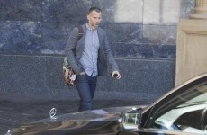 Giggs photographed in Holland close to where van Gaal is staying