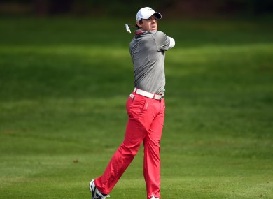 Rory McIlroy won his first European Tour title on European soil at Wentworth today.