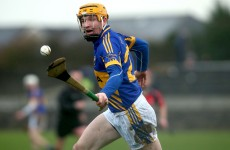Lar Corbett's back hurling and there's a 'great buzz' around Tipp