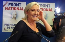 National Front takes one in four votes at top of French exit poll