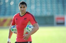 'I can't wait to get over there' – Mils Muliaina on his switch to Connacht