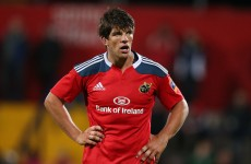 Donncha O'Callaghan will play for the Barbarians against England on Sunday