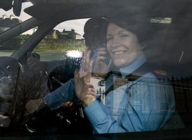 Nóirín O'Sullivan (File photo)