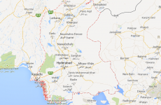 One dead, 30 injured as a series of earthquakes hit southern Pakistan