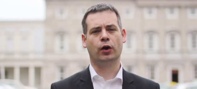 pearse doherty leinster house