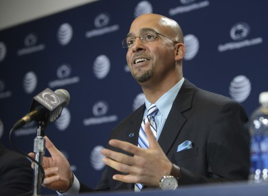 James Franklin is keen to return to Ireland.