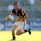 Barry was better known as a Gaelic footballer in recent years but he also played hurling for Wexford.<span class=