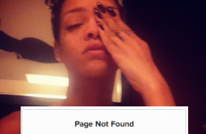 Rihanna's Instagram has gone missing after she posted nude photos