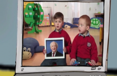 Irish primary school students asked to identify President Higgins, hilarity ensues