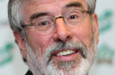 Gerry Adams: I'm very relaxed about most Sinn Féin supporters thinking I was in the IRA