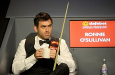 O'Sullivan stays on course for another world title