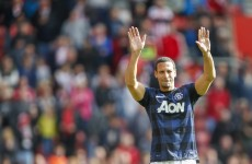 Rio Ferdinand confirms he is leaving Manchester United