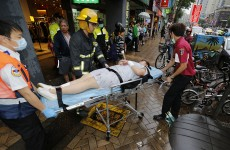 Four killed, 21 wounded during subway stabbing spree in Taiwan