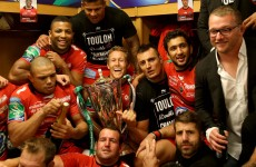 'This is something I'll take with me forever' – Toulon's Jonny Wilkinson