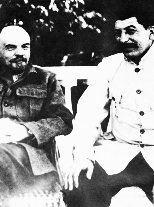 the ideas and personality of hitler and stalin