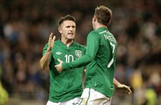 'It's the same pressure I've had since I was 17′ – Keane returns for Ireland