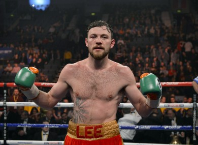 Andy Lee beat John Jackson in his recent New York fight.