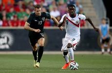 As it happened: Ireland v Costa Rica, International Friendly