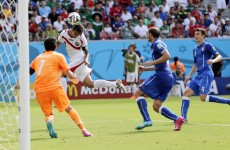 England's kiss of death from bungling Balotelli as Costa Rica rock Italy