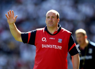 Cuthbert feels Cork need to be more ruthless.
