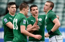 Ireland U20s to face England in semi-finals of the JWC