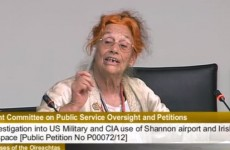 """We are now a blood-ridden country"": Margaretta D'Arcy rounds on TDs over Shannon…"
