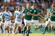 As it happened: Argentina v Ireland, summer tour 1st Test