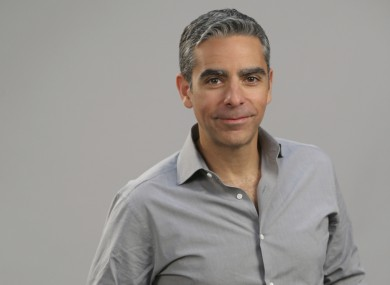 PayPal President David Marcus who is leaving for Facebook.