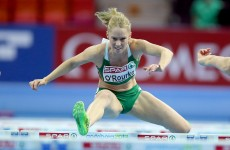 Derval O'Rourke has retired from athletics